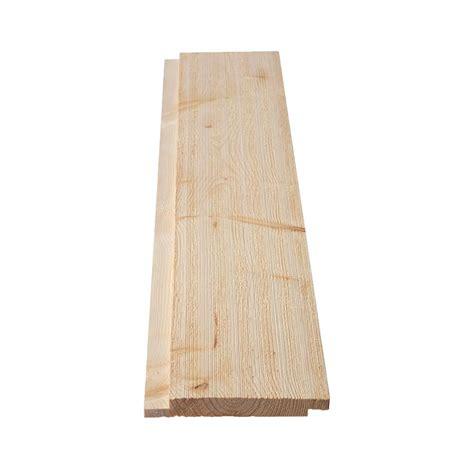 1 X 8 Shiplap Pine 1 in x 6 in x 12 ft barn wood shiplap pine board 299794