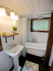 Amazing, Tiny, House, Bathroom, Ideas