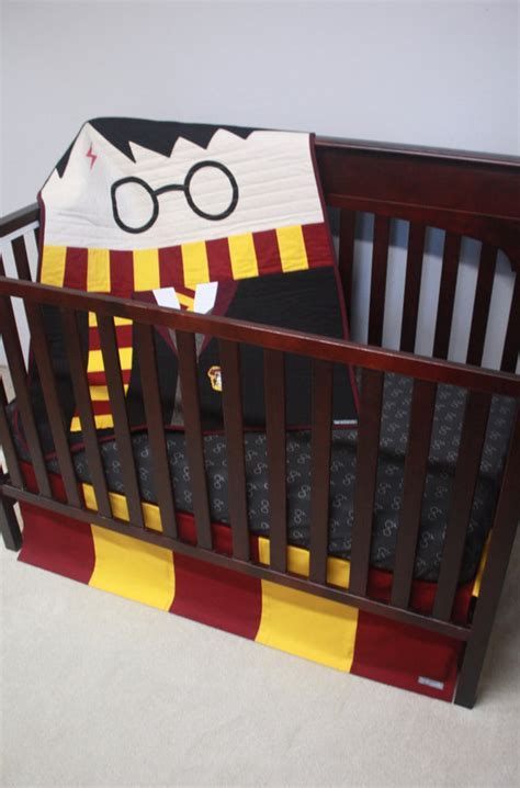 A Harry Potter Crib Set   Don't Miss These Spellbound