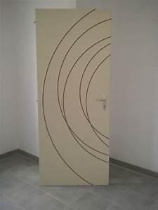 comment peindre une porte en bois wasuk With comment insonoriser une porte en bois