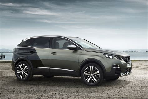 Peugeot News by Racy Look For New Peugeot 3008 Gt Auto Express