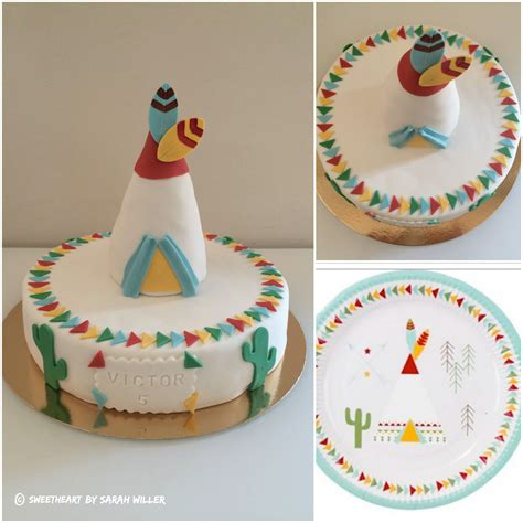 tipi indien sweetheart birthday cakes gateau