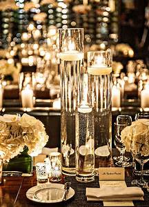 37 Floating Flowers And Candles Centerpieces - Shelterness