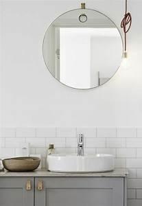 la vasque ronde en 45 photos choisissez la votre With salle de bain design avec vasque a poser ronde blanche