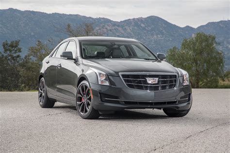 Mileti Industries 2017 Cadillac Ats 20t First Test Review