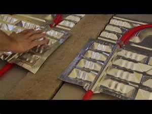 Fußbodenheizung Auf Holzbalkendecke : wie du eine fu bodenheizung in einer holzbalkendecke verlegst youtube ~ Frokenaadalensverden.com Haus und Dekorationen
