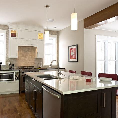 beauregard cuisine ilot central avec lave vaisselle imahoe com