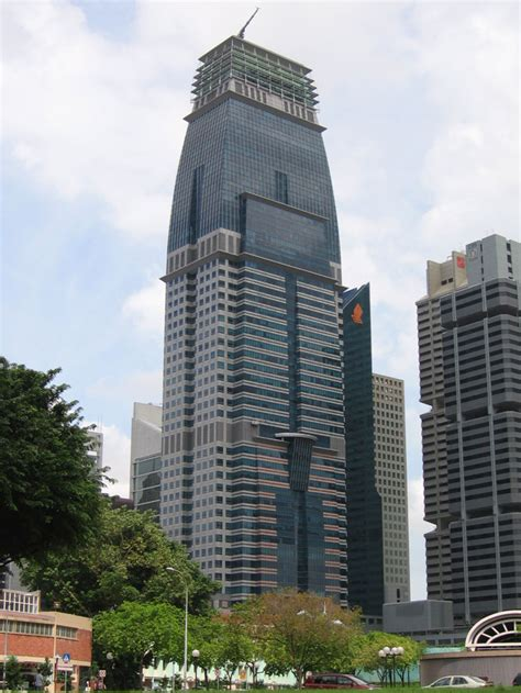 The Top Tallest Buildings Singapore