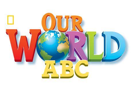 abc cards our world abc