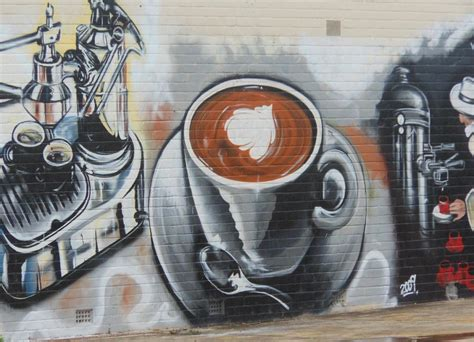 Graffiti Coffee : 10 Things You Didn't Know About Adelaide