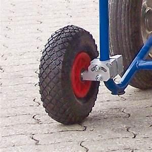 Roue De Brouette Bricomarché : roues d 39 appui pour brouette triangle outillage ~ Melissatoandfro.com Idées de Décoration