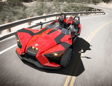 Polaris Slingshot Officially Unveiled