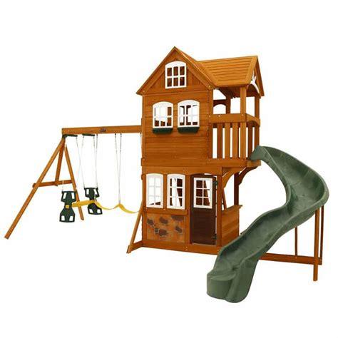 backyard playground  swing sets ideas backyard play