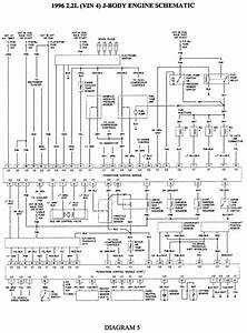 2001 Chevy Cavalier Engine Wiring Diagram