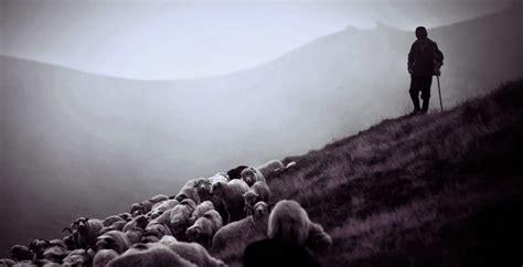 timeless voice shepherds lead   dark valleys