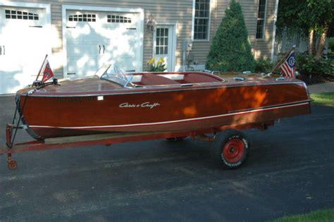 Classic Riviera Boats by 1953 Chris Craft Riviera 18 Riviera Mahogany Boat Classic
