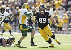 North Dakota State shocks No. 13 Iowa on last-second FG ...