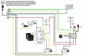 1 Element Bk Pid Wiring Diagram - Deluxe Extract Brewing