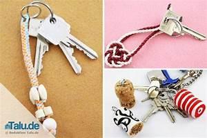 Schlüsselanhänger Selber Machen : schl sselanh nger selber machen 3 einfache diy ideen ~ Orissabook.com Haus und Dekorationen