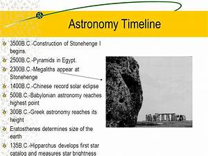 Archeoastronomy The study of the astronomical practices ...