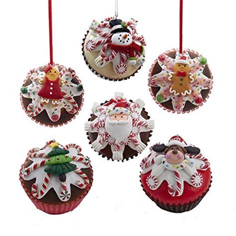clay christmas ornaments amazoncom