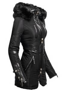 designer wintermantel damen navahoo moon damen designer winter jacke warmer mantel lang parka gefüttert ym99 ebay