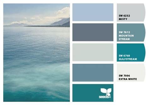 17 best images about nautical paint palettes on