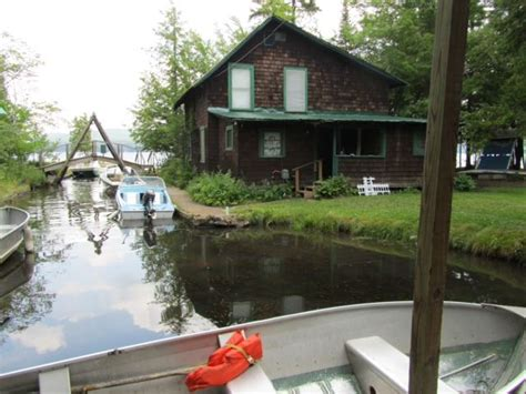 forge waterfront cottage fourth lake vrbo