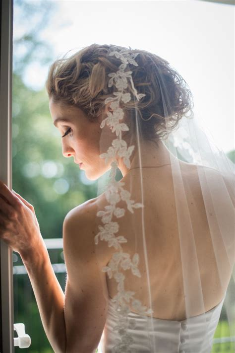57 Gorgeous Wedding Hairstyles With Veil Magment