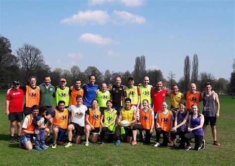 Englischer Garten Wifi by M 252 Nchen Touch Rugby Social Sunday In Englischer