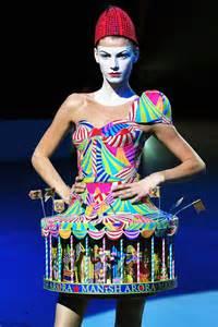 Manish Arora Carousel Dress