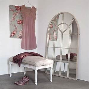 Maison Du Monde Miroir : lo specchio shabby chic secondo maison du monde arredamento provenzale ~ Teatrodelosmanantiales.com Idées de Décoration