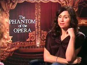MINNIE DRIVER - THE PHANTOM OF THE OPERA Interview (2004 ...
