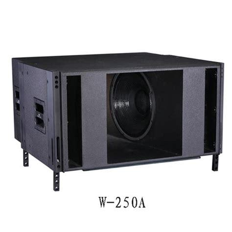 cvr audio line array empty box cvr w 210a cvr pro audio china manufacturer audio sets