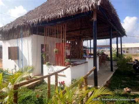 White Moon Bungalows In Sihanoukville, Cambodia