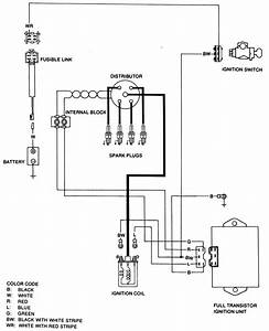 Datsun 620 Wiring Diagram
