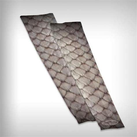 compression sleeve arm sleeve fish scales surfmonkeygear
