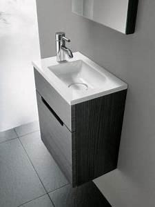 Handwaschbecken Mit Unterschrank Gäste Wc : so individuell kann klein sein 3m g ste wc bad pinterest g ste wc gast und badezimmer ~ Markanthonyermac.com Haus und Dekorationen