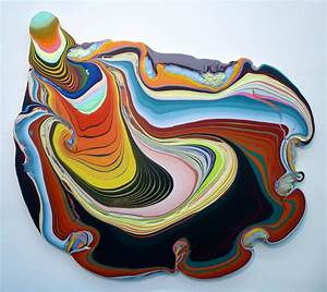 Holton Rower pouring -- could I do this with glaze ...