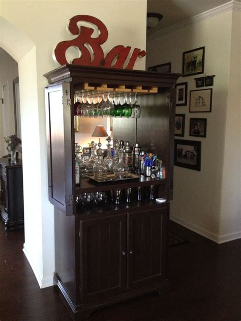 liquor cabinet bar furniture woodworking projects plans