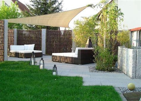 Gartengestaltung Bilder Modernmit Weidenflechtwerk Und