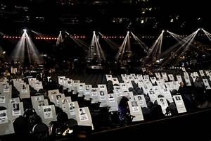 Grammy Awards Seat Cards Reveal Where Rihanna Adele Jay