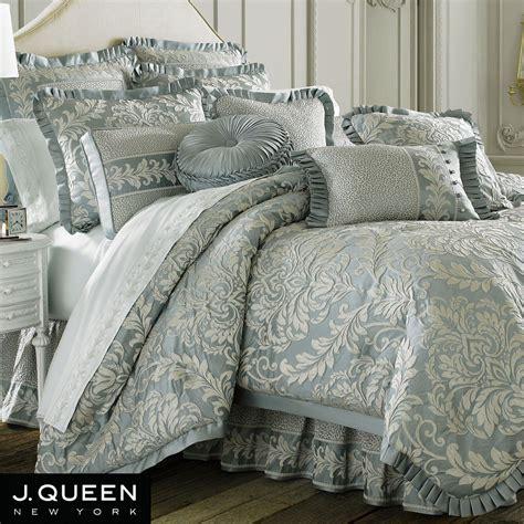 j new york comforter bedding sets blue home vanderbilt comforter bedding