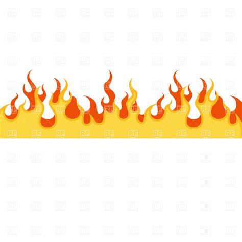 flames clipart flames clip border clipart panda free clipart images