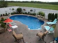 pools for small backyards 28 Fabulous Small Backyard Designs with Swimming Pool