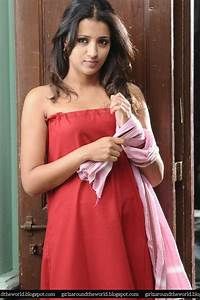 trisha in bath towel before bath girlz around the world With trisha in bathroom pictures