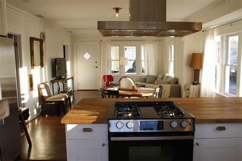 kitchen    remodel    year  craftsman bungalow contemporary kitchen