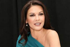 CATHERINE ZETA JONES at 'Feud' Press Conference in New ...