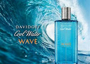 how to have a cool signature cool water wave davidoff cologne a new fragrance for men