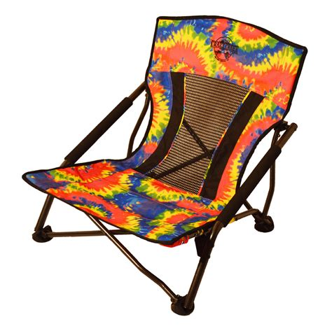 creek legs festival chair tie dye